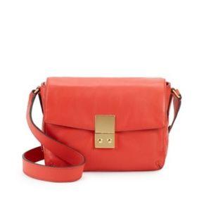 Cole Haan Alanna Crossbody Bag, Aura Orange